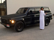 Nissan Patrol in UAE Global High Performance visit to the middle east