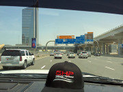 driving to Dubai Global High Performance visit to the middle east