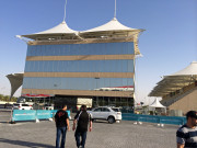 Yas Marina Jordan and Hisham Abu Dhabi Global High Performance visit to the middle east
