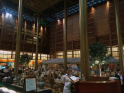 New Mall restaraunt Global High Performance visit to the Middle East