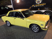 Al Numairy Datsun 510 Yas Marina Abu Dhabi Global High Performance visit to the Middle East