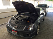 Modified enhanced nitrous CTS V cadillac