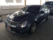 Cadillac CTS V Modified nitrous abu Dhabi Global High Performance visit to the Middle East