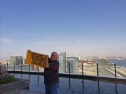 Terrible towel Pittsburgh Steelers Global High Performance Middle East