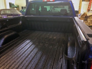 2014 GMC Sierra 1500 Bak industries Bakflip VP truck tonneau cover installation Global High Performance rails