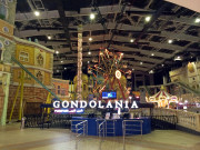 Doha Qatar Mall ferris wheel Gondolania Global High Performance visit to the Middle East