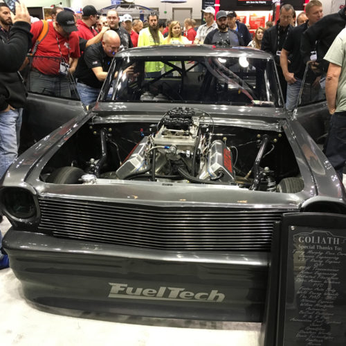Goliath 2.0 Daddy Dave Street Outlaws OKC Oklahoma City Discovery Channel 2015 PRI by GHP