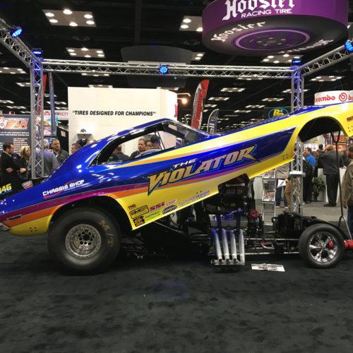 Violator Nitro Funny Car 2015 PRI