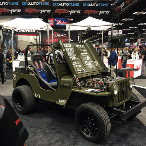 LSX Willys Jeep LOCO 2015 PRI
