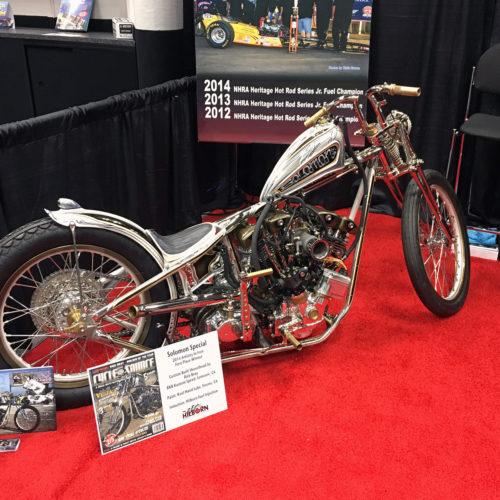 Solomon Special Harley Bobber Chopper PRI 2015