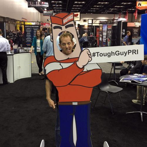 Jeremy Troggio tough Guy PRI