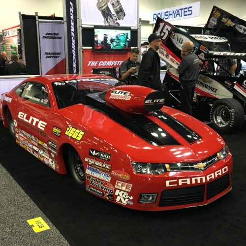 Erica Enders-Stevens Pro Stock Camaro Chevy 2015 PRI Global High Performance