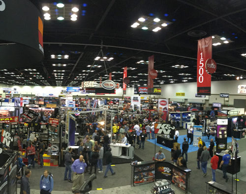 2015 PRI Performance racing Industry Panorama Photo GHP