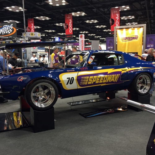 Speedway Motors Camaro 2015 PRI2015 PRI Global High Performance