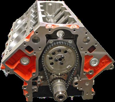 LSX 454 race engine short block GM performance chevy LS 454ci Wiseco TrickFlo