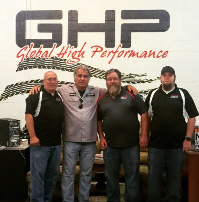 Donny Parker, Andy Pivarnik, Jordan Troggio Ryan Ohrt Fat N Furious, GHP Global High Performance LS engines, Hemi, Coyote, custom Builder exporter