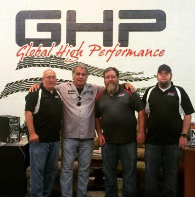 Donny Parker, Andy Pivarnik, Jordan Troggio Ryan Ohrt Fat N Furious, GHP Global High Performance LS engines, Hemi, Coyote, custom Builder exporter