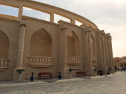 Katara Amphitheater Doha Qatar Global High Performance visit to the Middle East