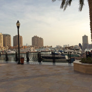Pearl Mall Marina Doha Qatar Global High Performance visit to the Middle East
