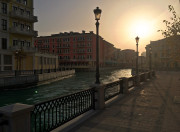 Venice Canals The Pearl Doha Qatar Global High Performance visit to the Middle East