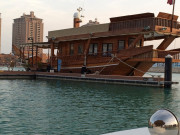 Pearl Marina Dhow Luxury conversion Doha Qatar Global High Performance visit to the Middle East