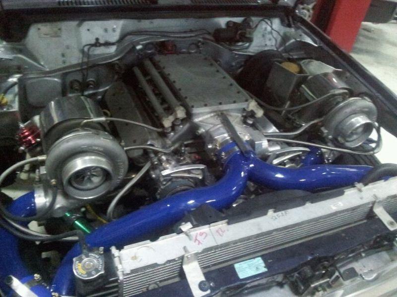 Alyasy 7 Nissan Patrol twin turbo - Global High Performance