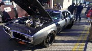 1968 Pontiac firebird outside at SEMA 2012 taken by Global High Performance