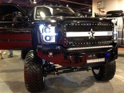 RBP GMC Sierra at SEMA 2012 by Global High Performance