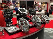 Holley carburetor booth SEMA 2012 by Global High Performance