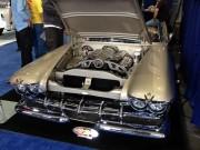 Classic cadillac custom engine SEMA 2012 taken by Global High Performance
