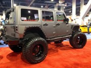 Innovative Autoworks Jeep at SEMA by Global High Performance