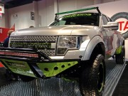 Custom Ford raptor at SEMA by Global High Performance