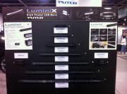 Putco LuminiX LED Light bar SEMA 2013 Global High Performance distributors