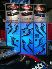 American Racing Headers Ford Mustang Chevy Camaro Chevelle SEMA 2013 by GHP