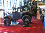 SCT Jeep Wrangler SEMA 2013 GHP
