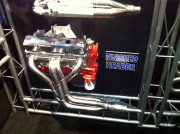 Stainless headers after 2013 PRI