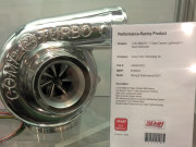 Comp Turbos CT43 oil less SEMA 2014 GHP
