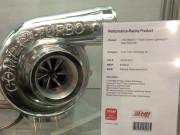 Comp Turbos CT43 oil less SEMA 2014 GHP