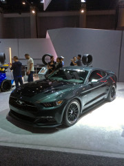 2015 Mustang SEMA 2014 Ford Global High Performance