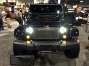 PUTCO Luminix LED headlights Jeep Wrangler SEMA 2014 Lumens Global High Performance GHP