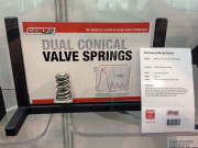 Comp Cams Valve springs dual conical SEMA 2014