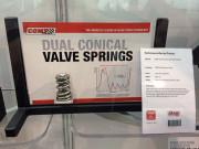 Comp Cams Valve springs dual conical SEMA 2014