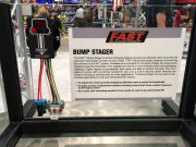 FAST FuelAir Spark Technology Bump Stager Drag racing SEMA 2014 GHP