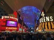 Fremont Street Las Vegas SEMA 2014