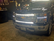 Putco High power Led light bars SEMA 2013 GHP