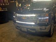 Putco High power Led light bars SEMA 2013 GHP