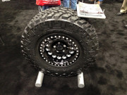 Weld Racing Recon Wheel Beadlock Truck Made in USA SEMA 2013 GHP