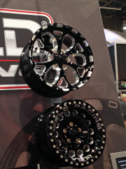Weld racing Wheels truck jeep Sema 2013 GHP