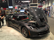 Lingenfelter supercharged LT1 C7 Corvette Stingray SEMA 2013 by GHP