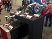Garrett Turbo Chargers SEMA 2013 Boost